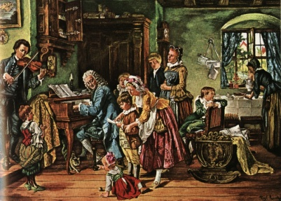 Bach_family_morning_Rosenthal