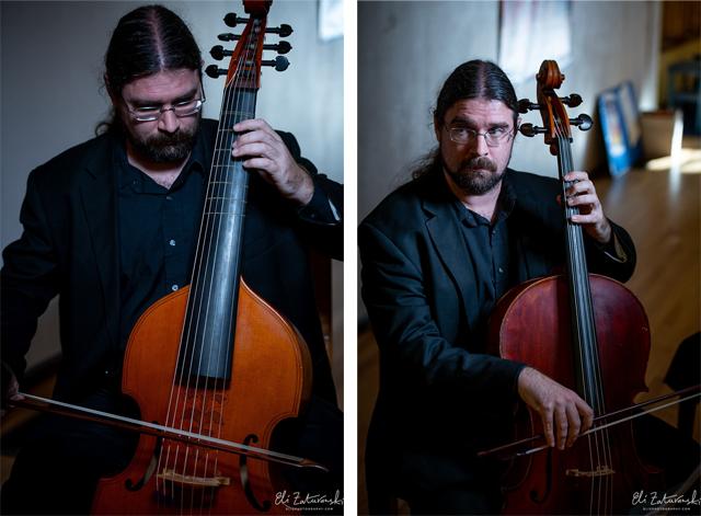 John cello gamba Eli's